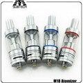 Quente cigarro Eletrônico Atomizador controle de fluxo de ar e cigarro-m18 M18 OCC bobina atomizador e cigarro Vaporizador 2.5 ML 0.2ohm M16
