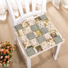 Style Printing Flower Cotton Seat Cushion