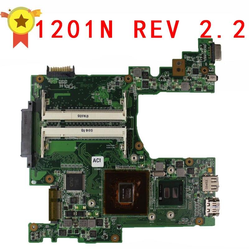 Motherboard for Asus 1201N laptop motherboard, Eee PC 1201N mainboard