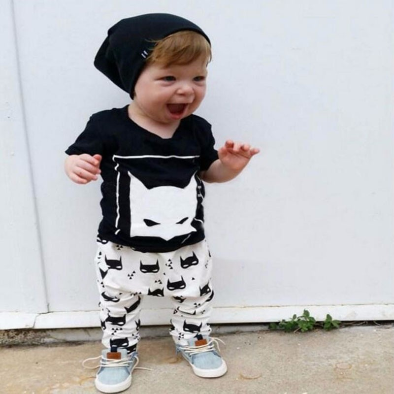 2017 Summer Baby Fashion Style Baby Boy Clothes Set, Baby Girl ...
