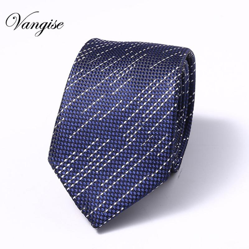 New Skinny Mens Ties Luxury Man Floral Dot Neckties Hombre 6 Cm Gravata Slim Tie Classic Business Casual Tie For Men