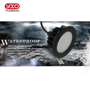 Image 2 - 1pcs 5W 7W 9W 12W 15W Waterproof IP65 Dimmable led downlight smd  dimming 12W LED Spot light led ceiling lamp AC 85 265V