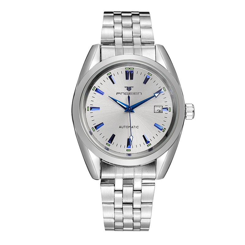 whatch mechanical mens automatic clock top china