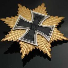 Ww2 немецкая 1914 звезда большого Железного креста медаль значок