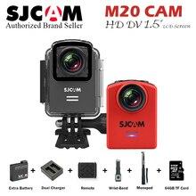 Genuine original SJCAM M20 Wifi Gyro Sport Action Camera HD 2160P 16MP Bluetooth watch self timer remote control mini sj 4000