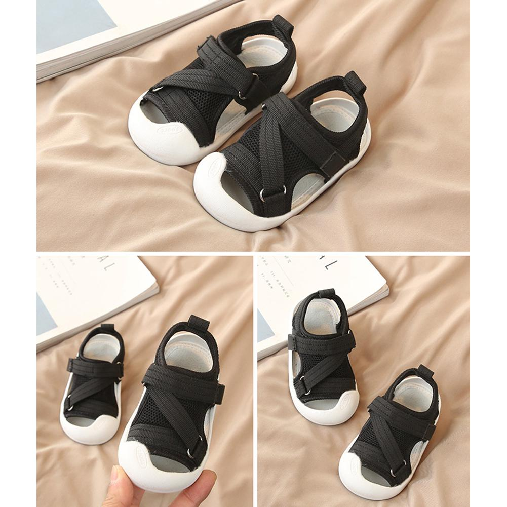 Summer Infant Toddler Shoes Girls Boys Casual Shoes Anti slip Soft Sole Garden Shoes in Sandals Clogs from Mother Kids