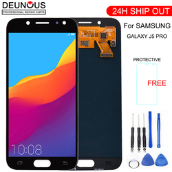 New J530F LCD Replacement For Samsung Galaxy J5 2017 Pro J530F/DS J530Y/DS Touch Screen Digitizer Display For J5 (2017) Duos