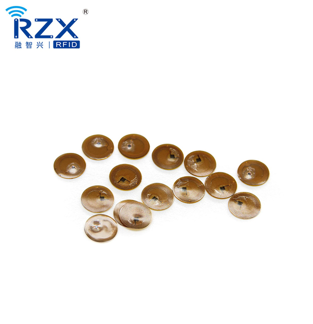 Programmable 5*5mm Micro FPC NFC Ntag213 RFID Tag Sticker for item tracking