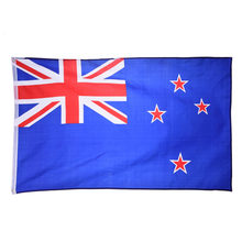 New Zealand Flag 90*150cm For Football Game Olympic Game Parade Holiday Festival Decoration Banner New Zealand National Flags(China)