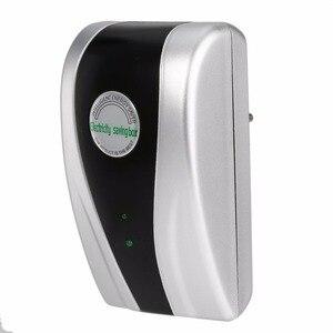 Image 4 - 2PCS 30KW 90 V 250 V 지능형 에너지 보호기 스마트 LED 절전 상자 장치 전기 빌 킬러 최대 30% 미국 영국 EU 플러그