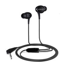 سماعات أذن VSD1S VSD1Si جديدة احترافية عزل الضوضاء HIFI داخل الأذن مع سماعات أذن بتحكم في الخط IEM أنثى صوت منبثق