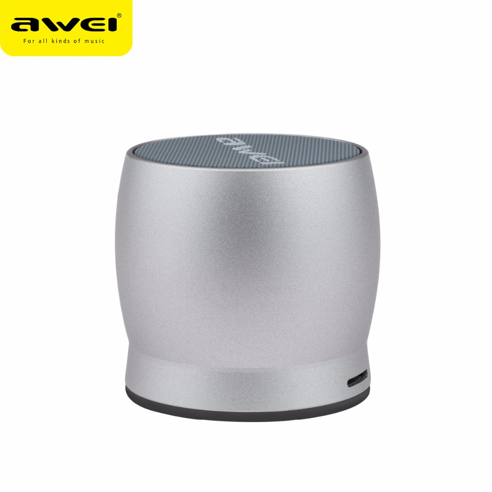 Awei Hifi Sound Powerful Mini Wireless Bluetooth Speakers Blutooth Portable For Phone Computer PC Usb Center Music Bass Hoparlor