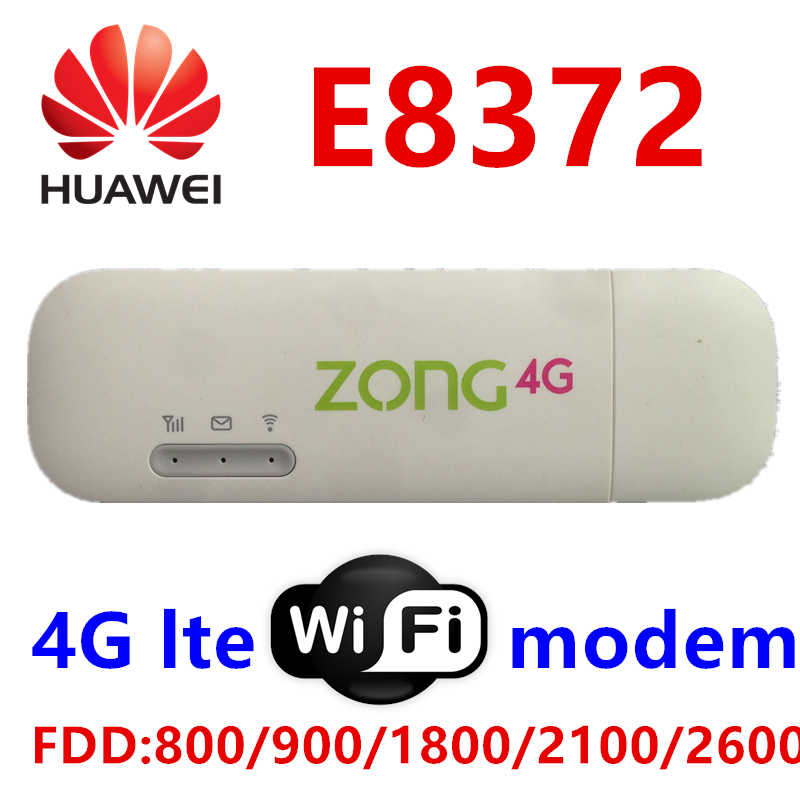 Unlocked Huawei E8372-153 e8372 4g car wifi dongle wireless 4G LTE Wifi  Modem 4g 3g car mifi E8372h-153 Wingle