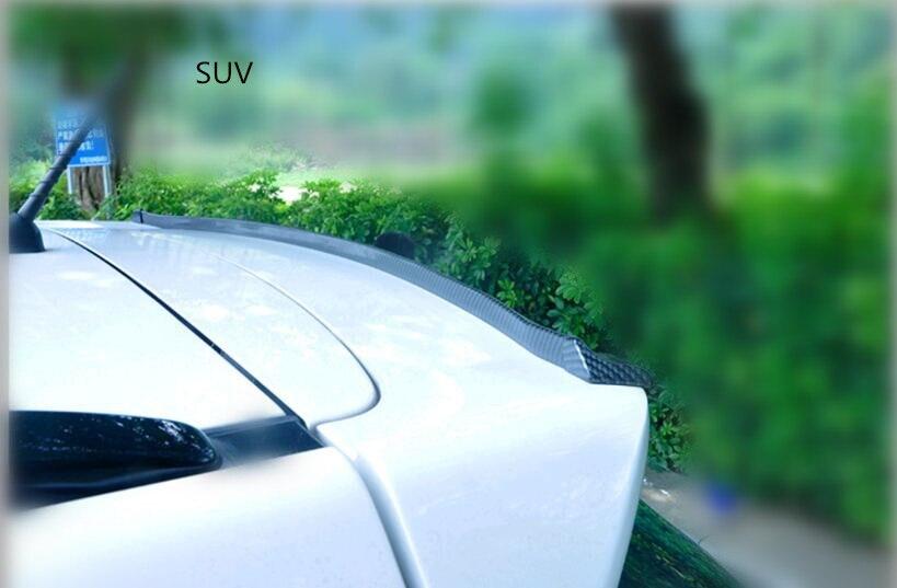 Autocollants décoratifs de queue de voiture en caoutchouc pour Volkswagen Polo passat b5 b6 b7 t4 t5 golf 4 golf 7 vw Tiguan Jetta Gol Fox/