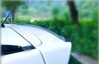 car styling rubber car tail Decorative stickers FOR Volkswagen Polo passat b5 b6 b7 t4 t5 golf 4 golf 7 vw Tiguan Jetta Gol Fox/