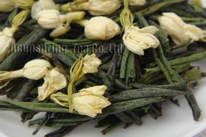 4oz/100g Premium Jasmine Liu An Gua Pian, Melon Seed Tea, A3CLG02M,Free Shipping free shipping 2015 yr new tea premium jasmine pearl tea jasmine longzhu flower tea green tea 250g bag vacuum packaging