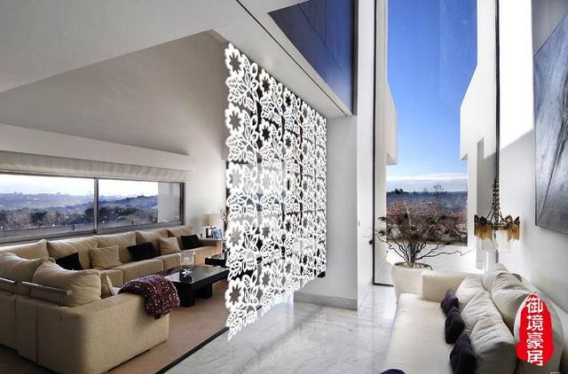 S dimensione tagliare la cortina all\'ingresso Elegante soggiorno ...