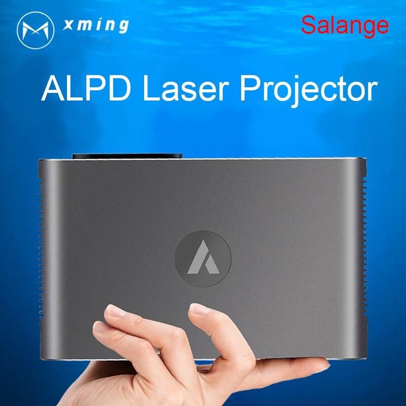 Appotronics A1 лазерный проектор xming M2 Портативный 3D Full HD 1080 P Android 4.4 1280*800 Bluetooth 700 ANSI lumen WI-FI 300 дюйма