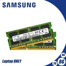 samsung 1G 2GB 4GB 8GB 2G 4G PC2 PC3 DDR2 DDR3 667Mhz 800Mhz 1333hz 1600Mhz 5300S 6400 8500 10600 ECC Laptop memory notebook RAM
