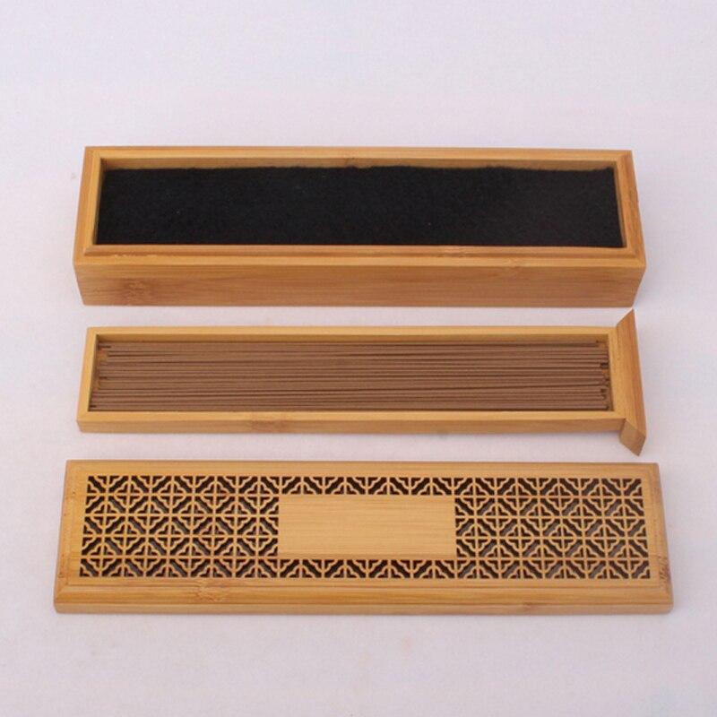 Nautal Bambou Brûleur D'encens Titulaire pour Bâton D'encens Encens Bobine Salon Bureau Salle de Lecture Décor À La Maison Livraison Gratuite