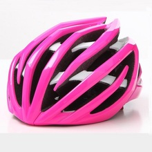 Breathable cycling helmet women Insect Net Ultralight bicycle helmets for women casco mtb In mold mountain