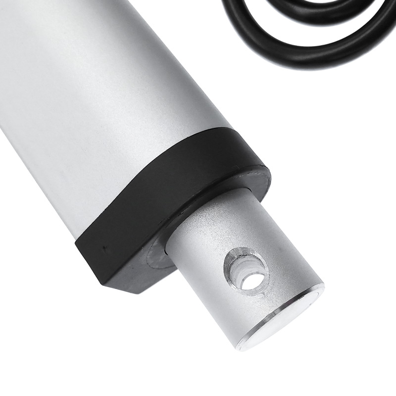 Купить с кэшбэком Electric Linear actuator 100mm Stroke linear motor controller dc 12V 24V 100/200/300/500/600/750/800/900/1100/1300/1500N