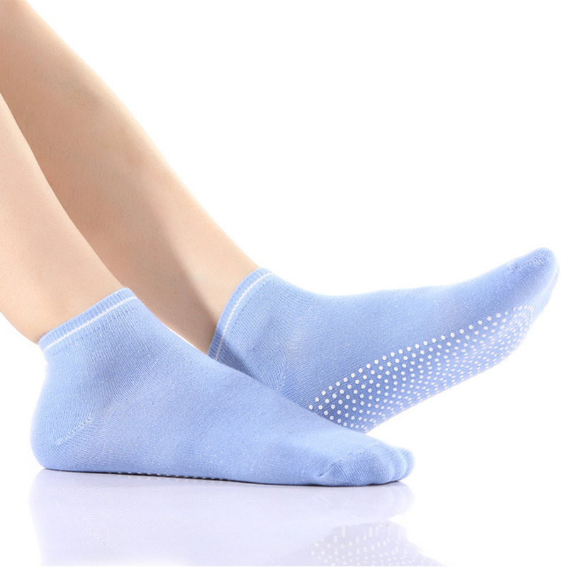 Promotion Yoga Socks Gym Sport Non Slip Massage Pilates Fitness Running Socks Anti-slip Sock Slippers