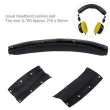 Cómodo Soft Foam Ear Diadema Diademas para Grado SR Confort Cojín almohadilla Almohadillas de Reemplazo Sennheiser HD Auriculares de la Serie