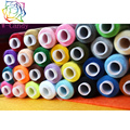 30 pcs de Alta qualidade linhas de costura de poliéster fio colorido costura suprimentos fio máquina de bordar industrial atacado