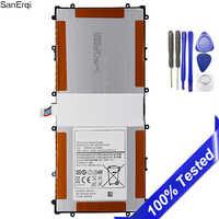 For Samsung Google Nexus 10 Battery GT-P8110 HA32ARB SP3496A8H Tablet Battery 9000mAh SanErqi