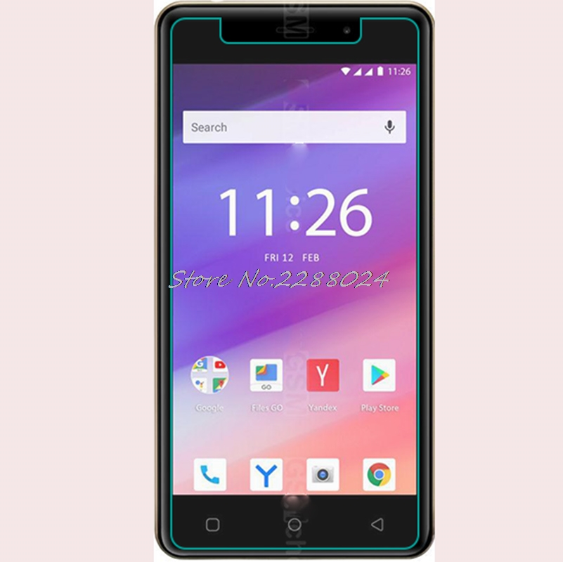 Купить Смартфон 9 H закаленное Стекло для PRESTIGIO WIZE V3 5