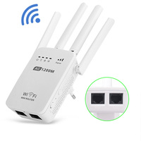 VONTS Wireless Wifi Router Wifi Repeater 750 1200Mbs Dual Band 2 4 5GHz Wi Fi Universal