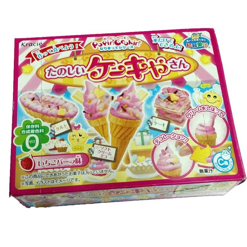 Incroyable 26g Popin Cookin DIY Eis Japanisches Essen Süßigkeiten Aus Japan Japanische  Süßigkeiten Essen Bonbons Japanischen Süßigkeiten Snacks Freies Verschiffen  In ...