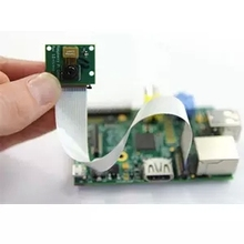 Original Raspberry Pi Camera Board /w M12x0.5 mount Lens fully compatible with official module