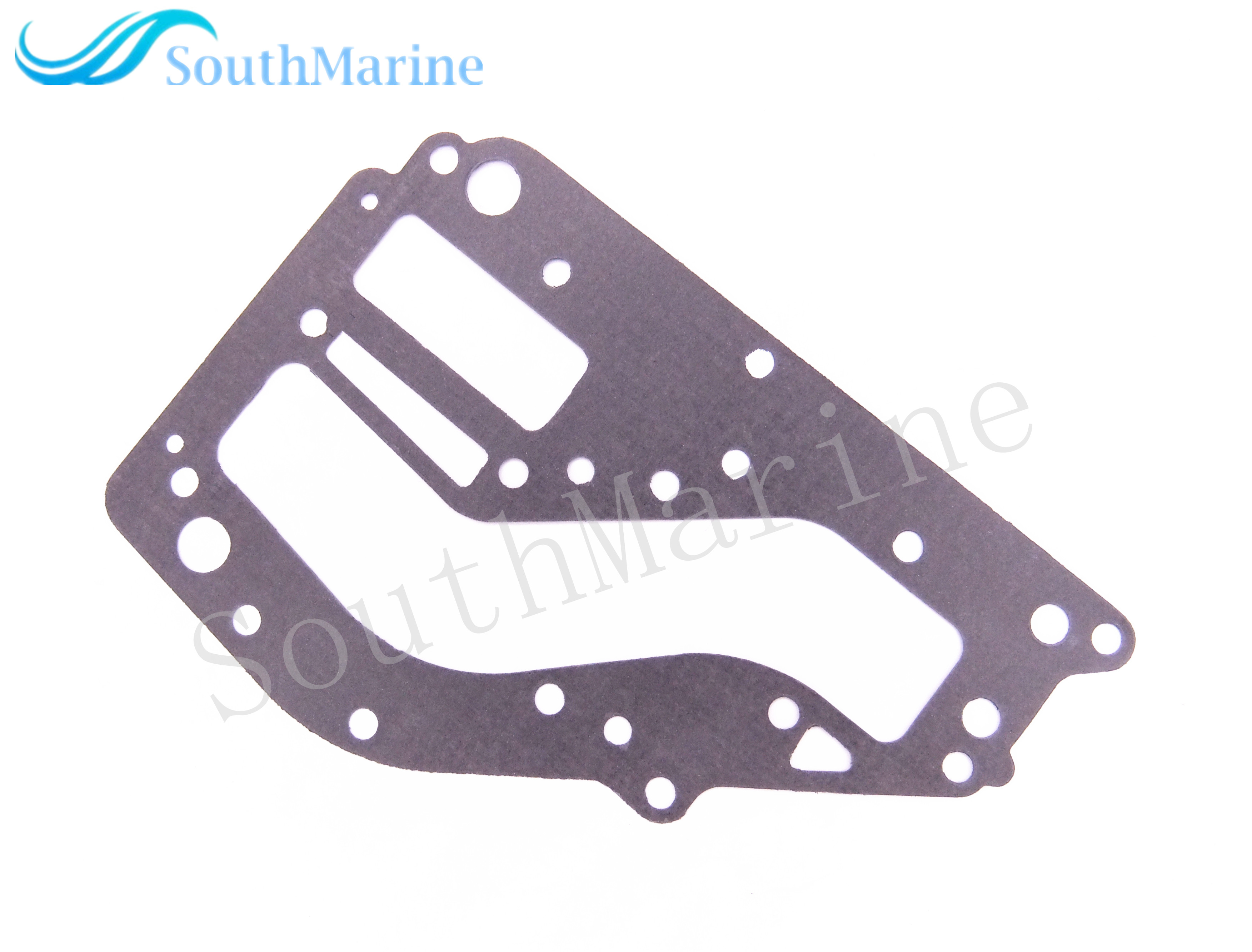 Outboard Engine Boat Motor 6K8-41122-A1 Exhaust Inner Cover Gasket for Yamaha 2-Stroke 25HP 30HP Free Shipping