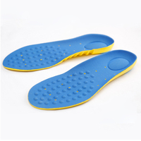 Bocan Sport Insoles Shock Absorption Pads Running Sport Shoes Inserts Breathable Insoles Foot Health Care For