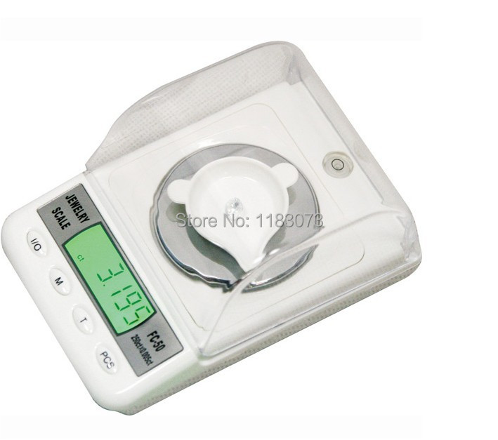 Precision 50g 0.001g Jewelry Scale Portable Electronic Powder Kitchen Scales Digital LCD Weighing Balance Portable Cooking Tools 15kg 1g c1 kitchen scales lcd display accurate digital toughened glass electronic cooking food weighing precision ht917