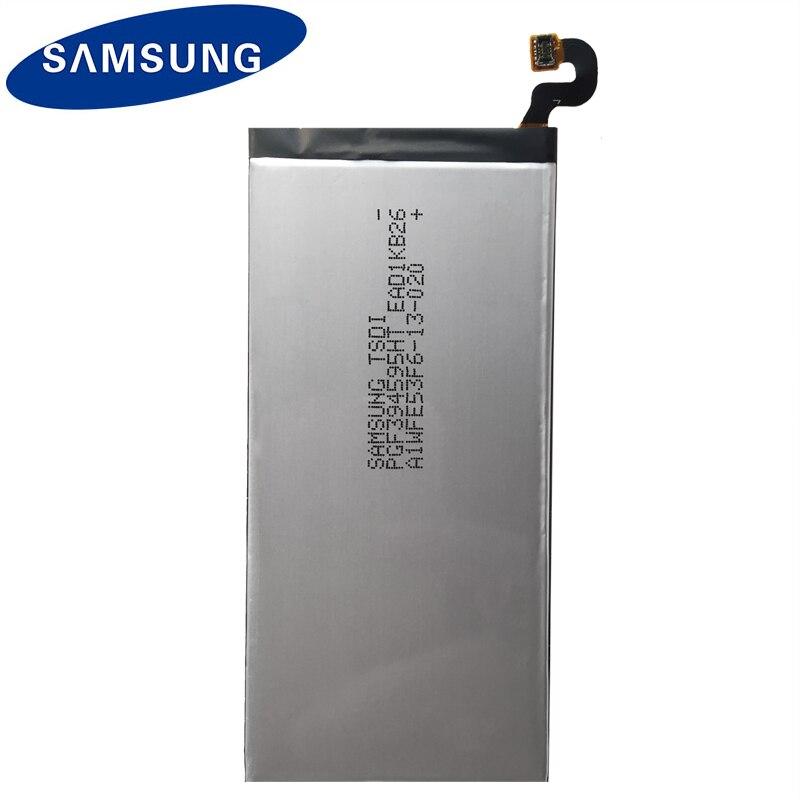 Image 3 - Оригинальный samsung Замена Батарея EB BG920ABE для samsung GALAXY S6 SM G920 G920F G920i G920A G920V G9200 G9208 G9209 2550 мА ч-in Аккумуляторы для мобильных телефонов from Мобильные телефоны и телекоммуникации on AliExpress