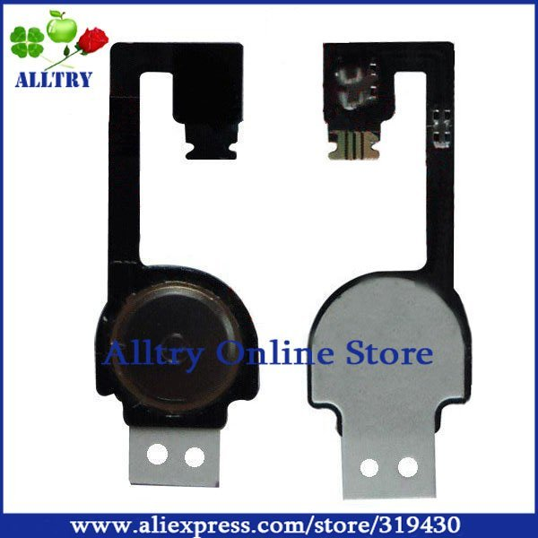 50pcs/lot For iPhone 4 4g iPhone4 home button flex cable Free Shipping.