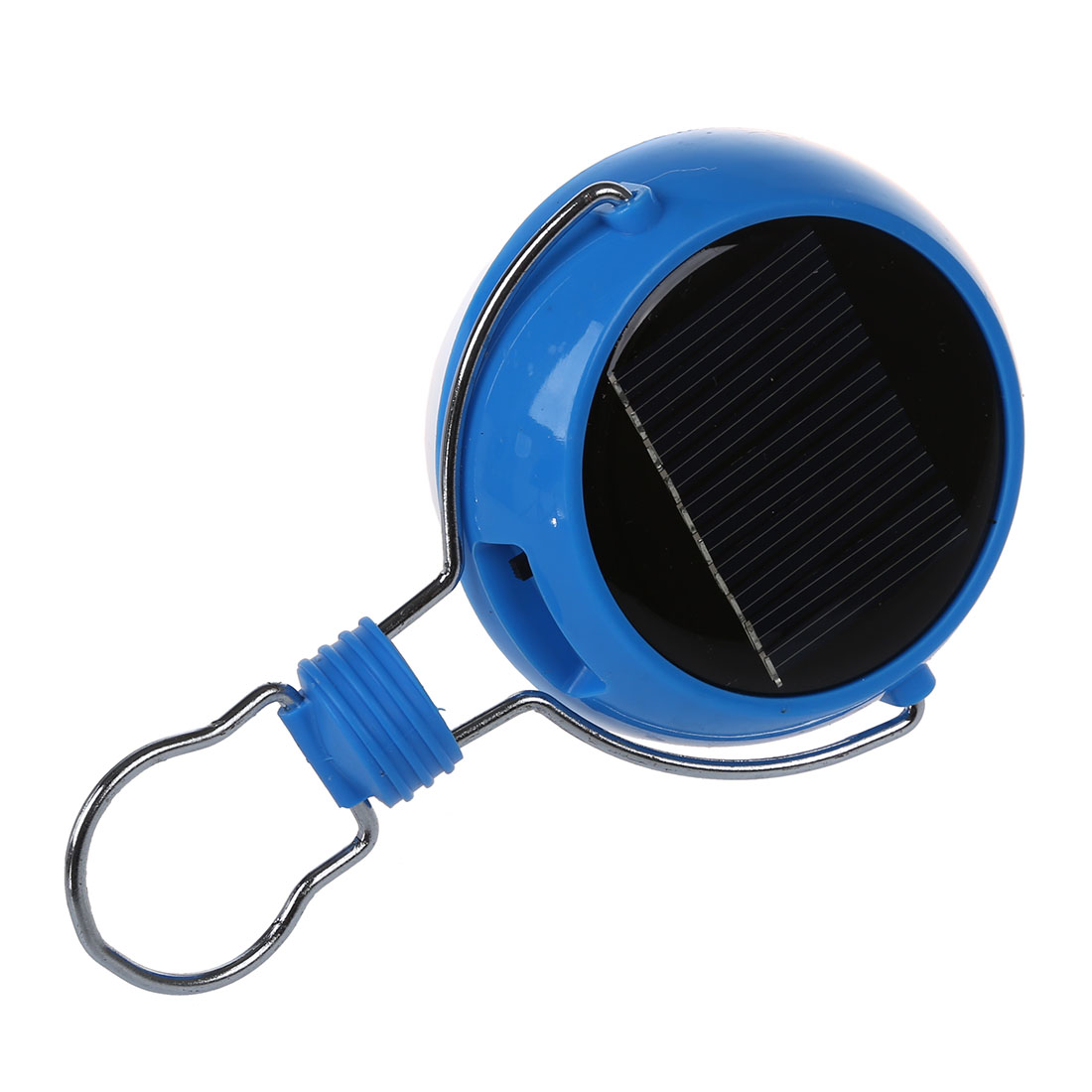 Portable White 7 LED Solar Power Camping Hiking Fishing Tent Lantern Light Lamp