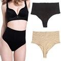 Seamless Body Shaper Thong Waist Slimming Cincher Shapewear Tummy Control Girdle Underwear