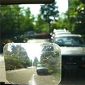 Широкий Угол Линза френеля Парковка Задним Ходом Увеличить Угол Обзора Оптическая Линза френеля Реверсивный Наклейки Парковка Слепое Пятно