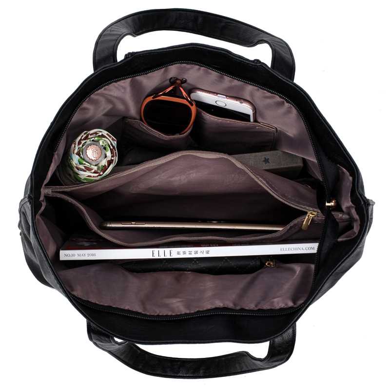 Original Black Plain POLO RALPH LAUREN Handbag - Vestiaire Collective