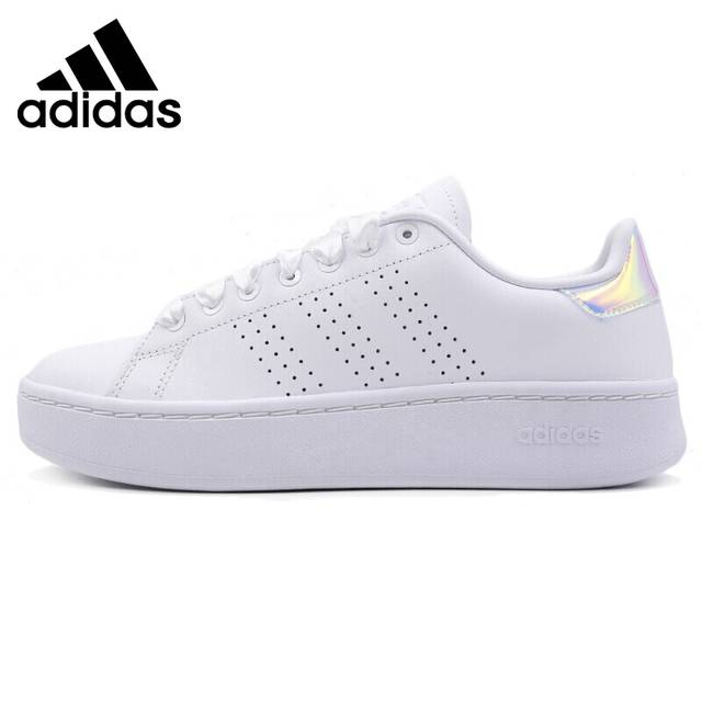 US $97.3 30% OFF|Original New Arrival Adidas NEO ADVANTAGE BOLD Women's Skateboarding Shoes Sneakers in Skateboarding from Sports & Entertainment on
