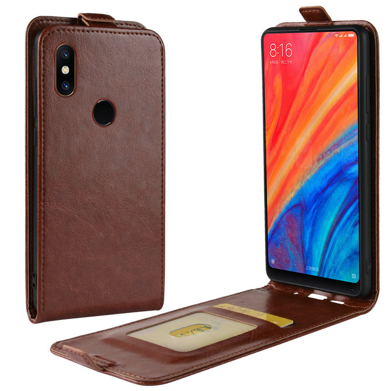 Retro Leather Cover case for <font><b>Xiaomi</b></font> <font><b>Mi</b></font> <font><b>Mix</b></font> 2s for <font><b>Xiaomi</b></font> <font><b>Mi</b></font> <font><b>Mix</b></font> <font><b>2</b></font> 64GB <font><b>128GB</b></font> 256GB Wallet flip leather cases coque fundas Etui> image