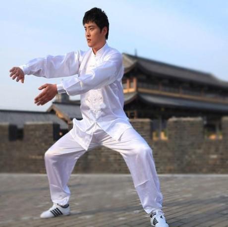 Lastfor1 Kung Fu Tai Chi Suit Martial Arts Clothing