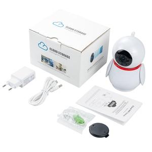 Image 5 - Defeway hd 1080 1080p スマートカメラホームミニ wifi カメラ双方向オーディオ wifi ip カメラナイトビジョンビデオカメラ監視カメラ