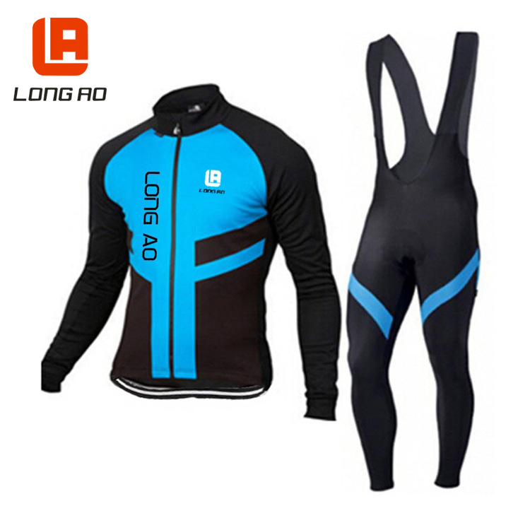 2018 new mountain bike winter fleece mens outdoor sports Jersey long sleeve suit bicycle clothes cheap price2018 new mountain bike winter fleece mens outdoor sports Jersey long sleeve suit bicycle clothes cheap price