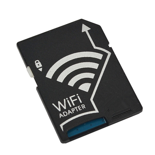 Adaptador de Cartão de Memória TF Cartão Adaptador Sem Fio de alta Qualidade Nova Chegada