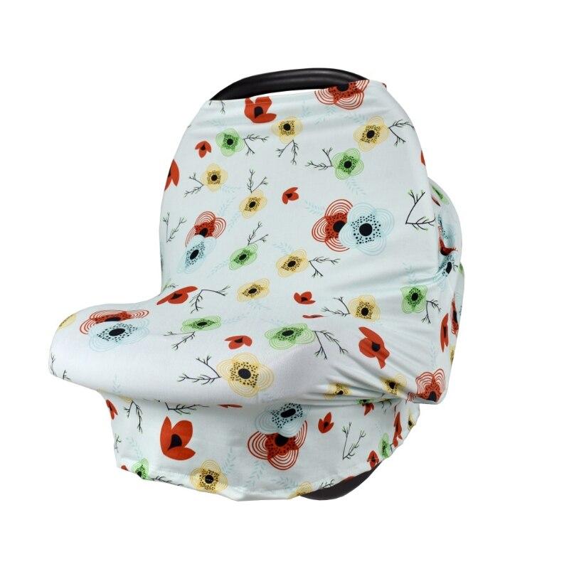 Уход Обложка шарф для мамы Кормление ребенка автокресло навес корзина крышка